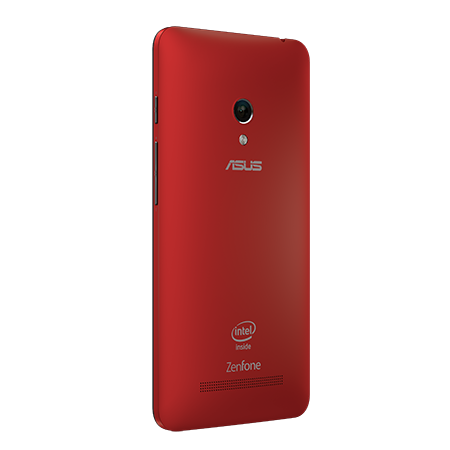 ZenFone 5 _Red_Angle_Low