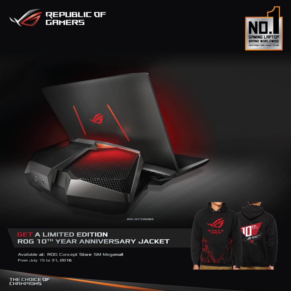 ROG SM Megamall End user promo_Notebook