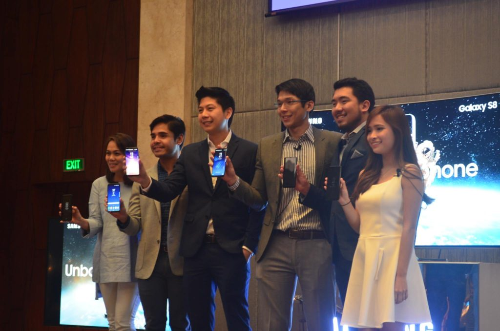 Samsung Philippines' Executives