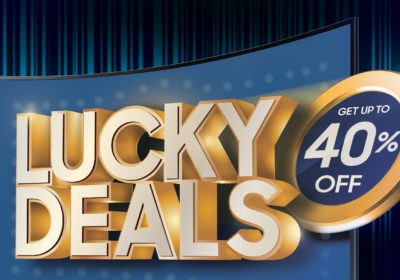 Samsung Lucky Deals