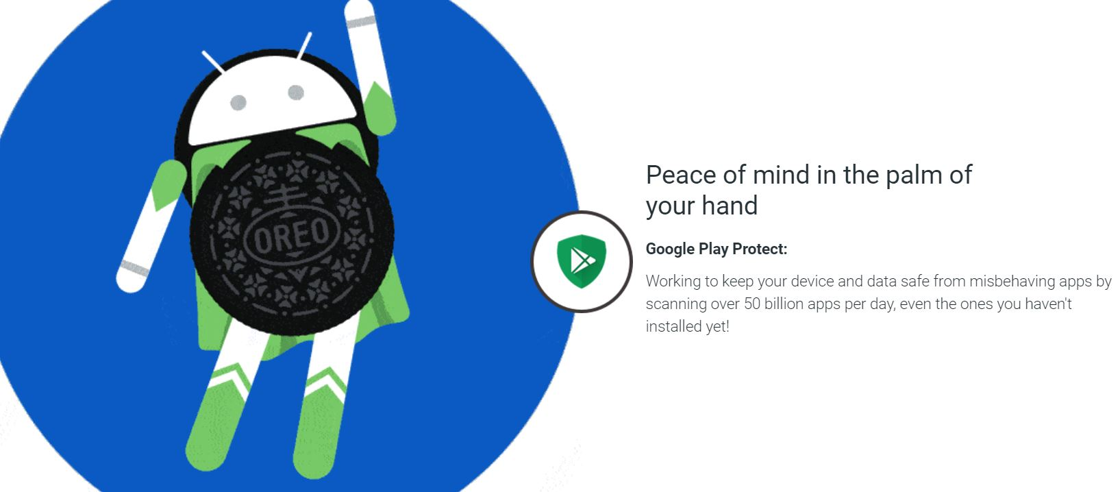 New Android O (OREO) Features and Supported Devices - TipsGeeks