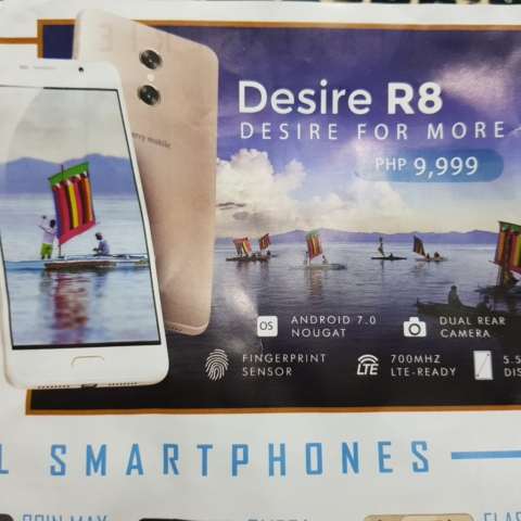 Cherry Mobile Desire Series