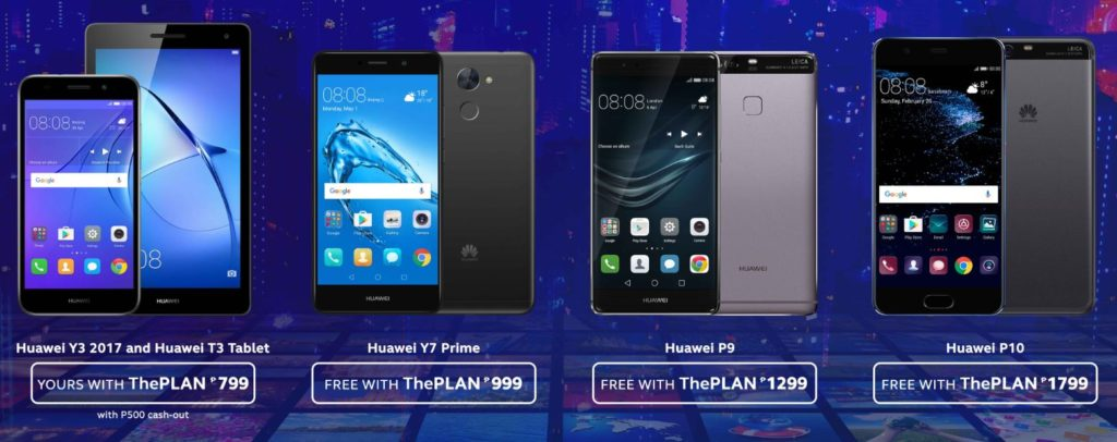 other huawei device