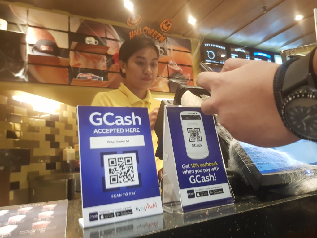 GCash Transactions are now easier with #ScanToPay