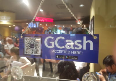Just look for GCash Payment sign at any retail stores in select Ayala Malls