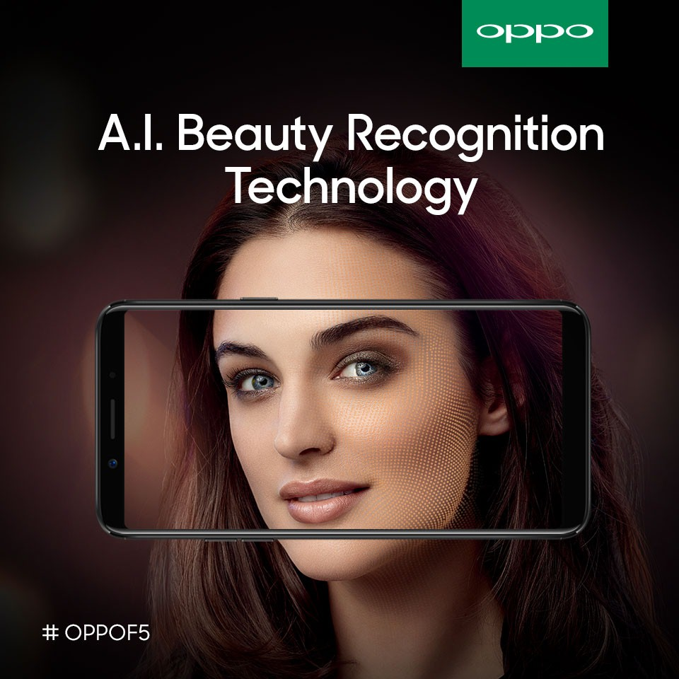 oppo-f5-to-feature-an-a-i-assisted-beauty-technology