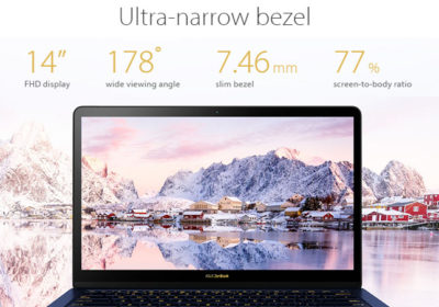 zenbook nano edge display