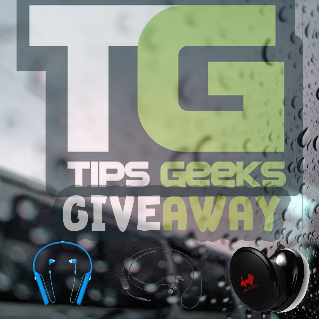 TipsGeeks Giveaway