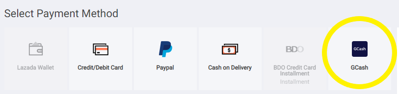 Pay using your GCASH on LAZADA! - TipsGeeks