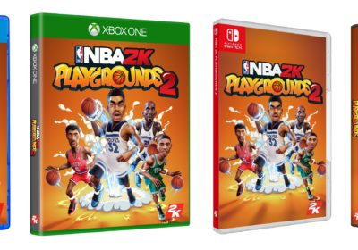 NBA 2K Playgrounds 2 Covers