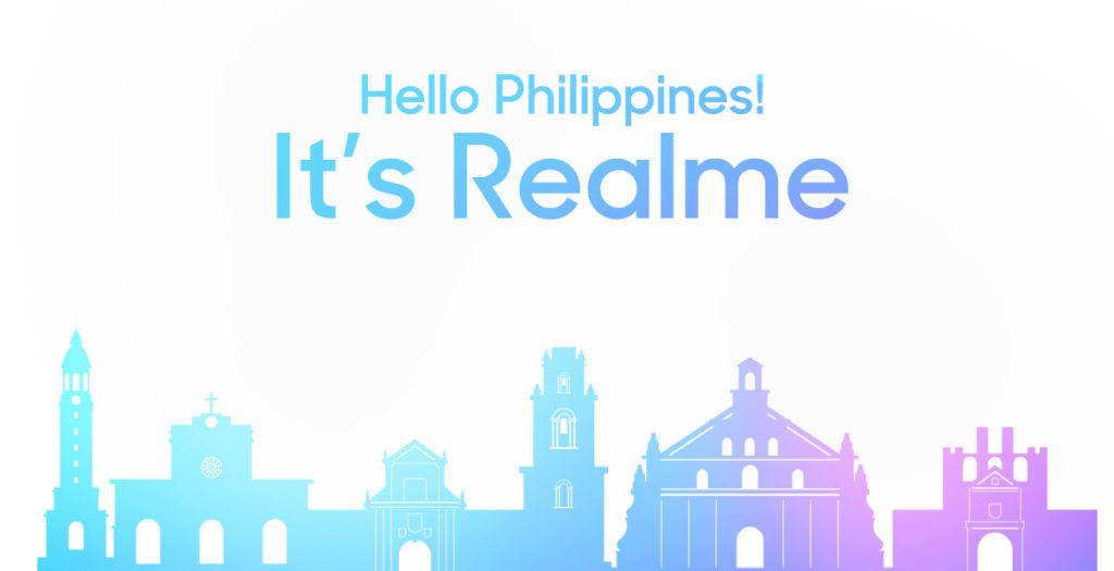 Hello Philippines Its Realme