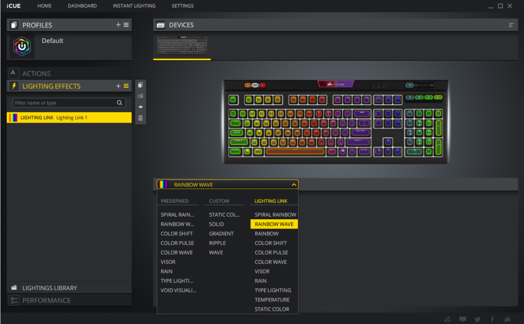 Corsair Strafe RGB MK 2: One of the quietest keyboards