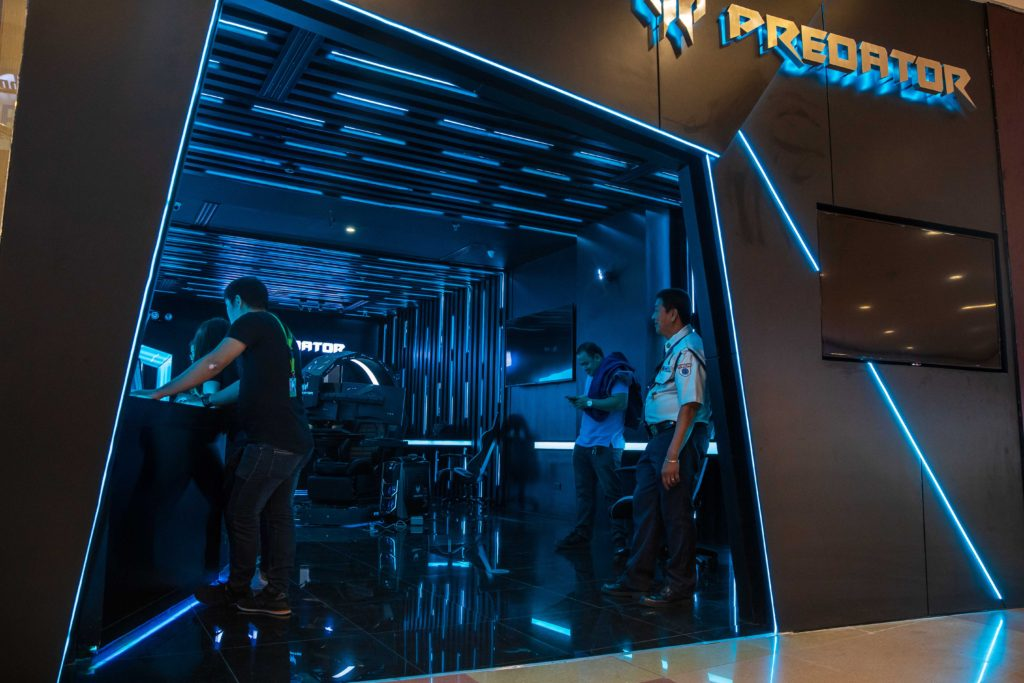First Predator Concept Store now open in SM North EDSA