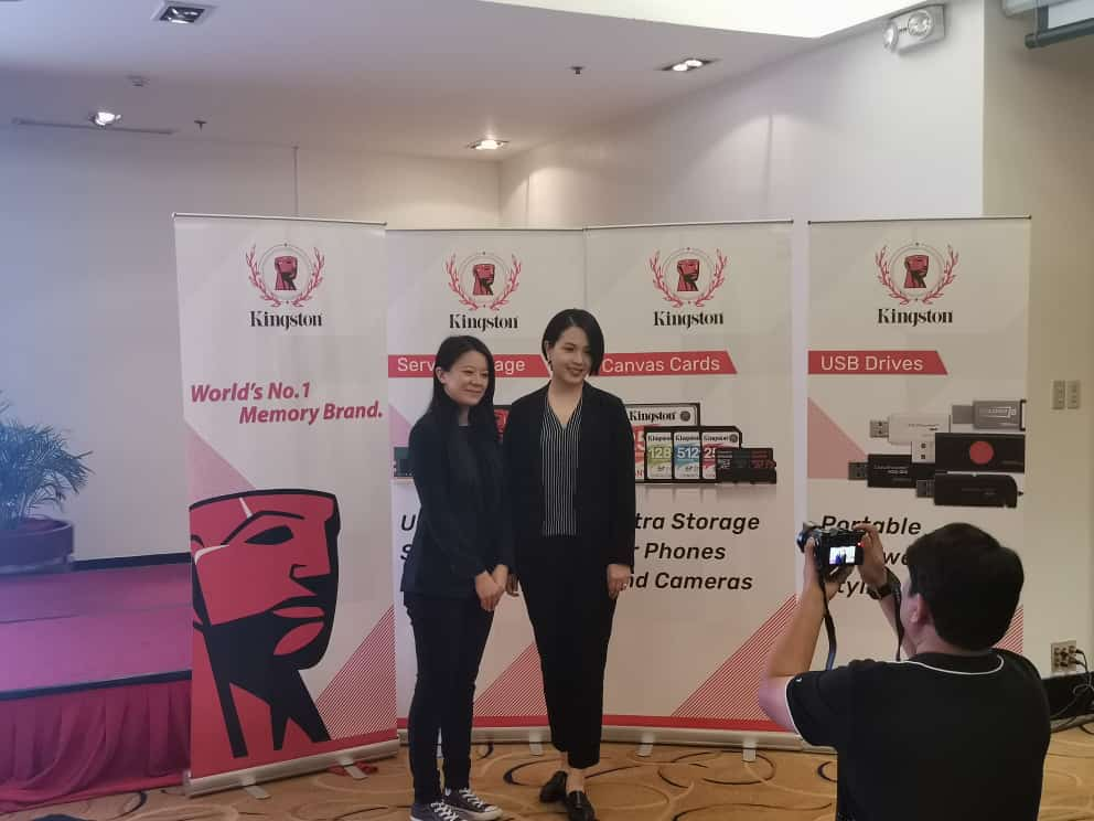 Susan Yang - Marketing Director, APAC and Weina Chen - PR Manager