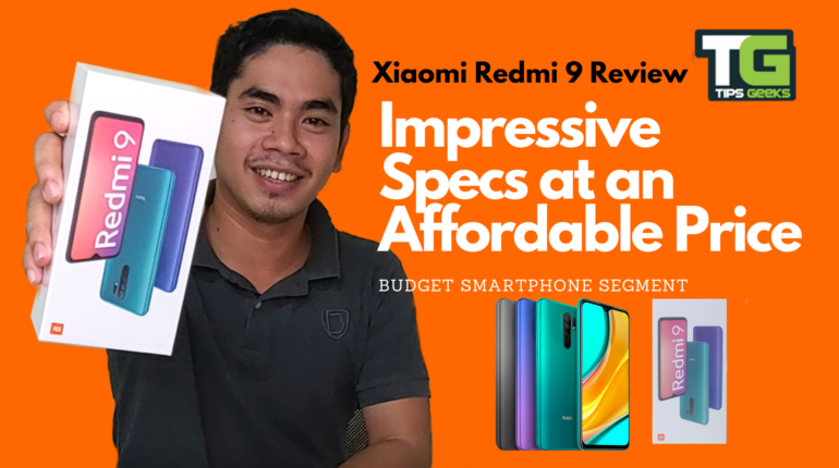 Xiaomi Redmi 9 Review Image